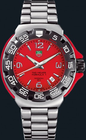 hot red tag heuer formula one 2016